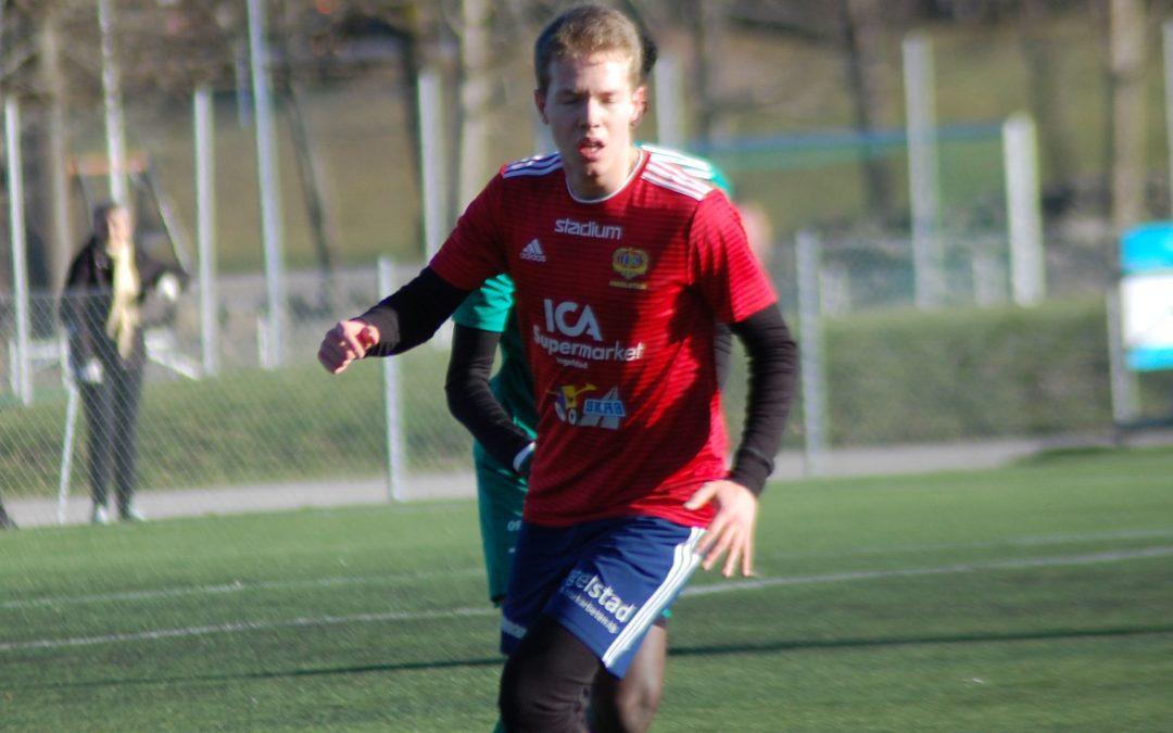 Referat: Tingsryd United – Ingelstad IK Herr 1-6 (1-2)