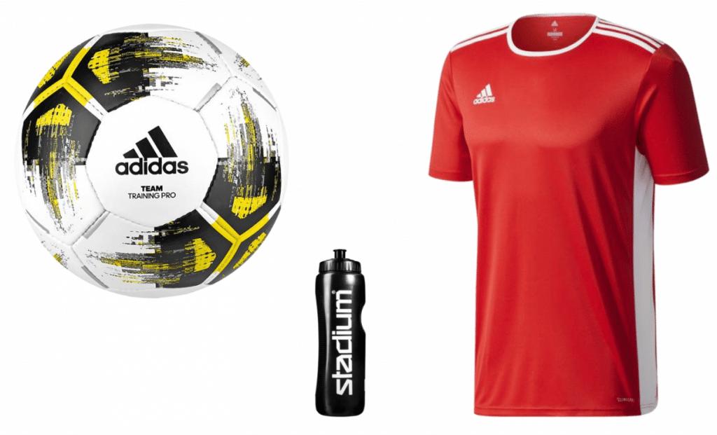 Ingelstad IK:s och Stadiums fotbollsskola 17-19 juni 2019