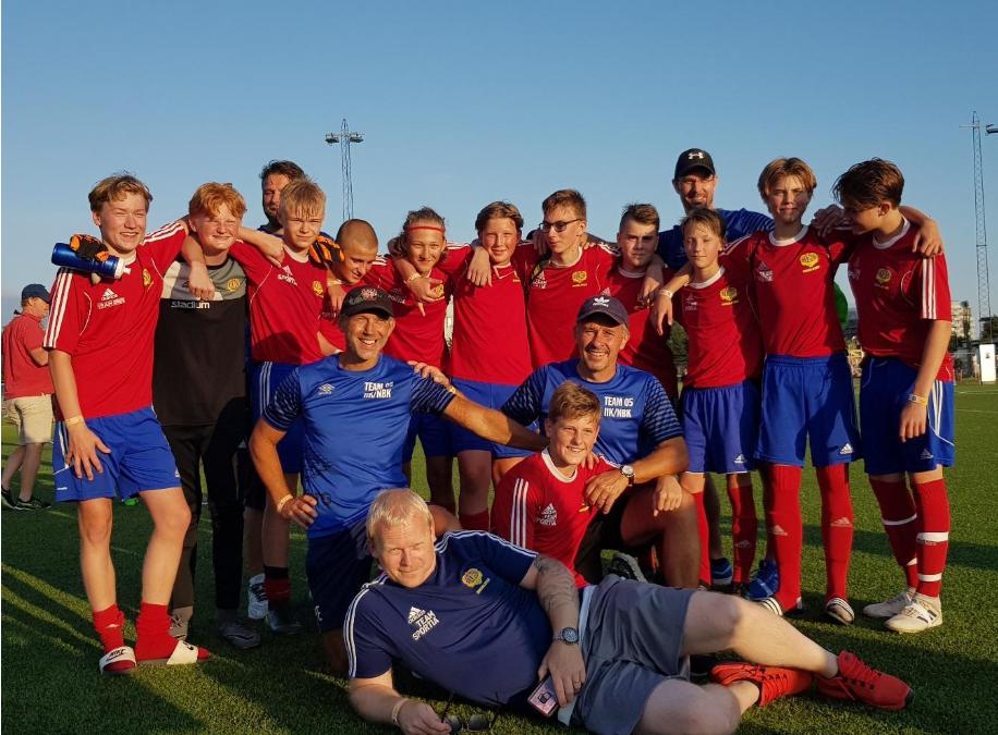 TEAM P05 på Eskilscupen 2019